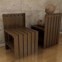 簡単なすのこ椅子の作り方
