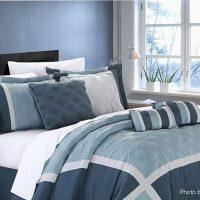 さわやか感が魅力的なブルーの寝室インテリア10部屋
