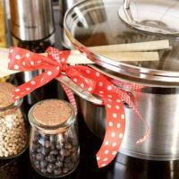 【キッチン風水】お酒・お米・包丁・まな板・ゴミ箱など調理器具と食材の扱い方
