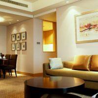 中国のホテルのインテリアコーディネート