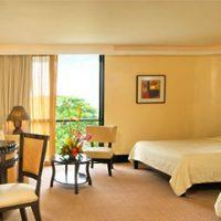フィリピンのホテルのインテリアコーディネート