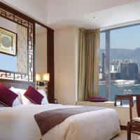 香港のホテルのインテリアコーディネート