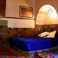 モロッコのホテルのインテリアコーディネート