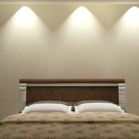 寝室でリラックスするための照明プラン