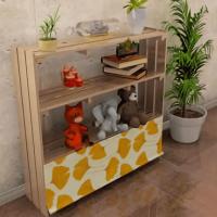 最も簡単な、すのこ棚の作り方