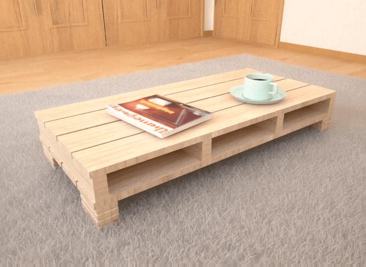 すのこを使ったローテーブルの作り方をご紹介します。座スタイルにピッタリな高さのシンプルなテーブルですが、下駄を利用した収納など少しアイデアDIYかなって思っ  ...