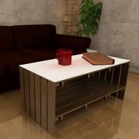 カフェっぽいすのこテーブルの作り方