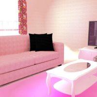 ピンク部屋に似合う差し色9パターンをチェック