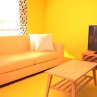 黄色部屋と相性がいい差し色9パターンをチェック