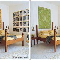 ベッドルームコーディネート 簡単な2つの考え方
