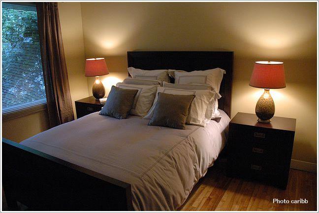 for Abbinamento colori camera da letto