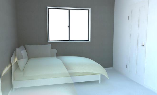 【寝室風水】ベッドとドア・窓の位置を整えて安心できる寝室 ...