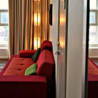デンマークのホテルのインテリアコーディネート