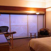 シンガポールのホテルのインテリアコーディネート