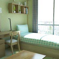 小中学生向けに6畳和室を子供部屋としてコーディネート例Part2