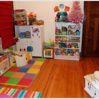 アメリカのカラフルでかわいい子供部屋