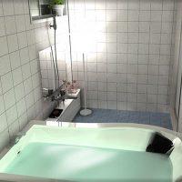 お風呂・浴室の照明アイデア