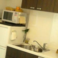 狭くて小さなキッチンをすっきり収納