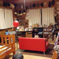 古着屋風インテリアにアレンジした自宅部屋