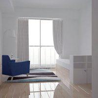 単身赴任ユーザー様の依頼で作ったリラックスできる部屋